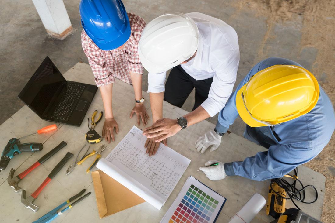 Color Market sistemi vernicianti | Servizi | Assistenza Tecnica in Cantiere