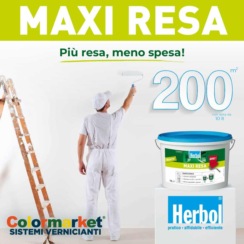 maxi resa herbol color market