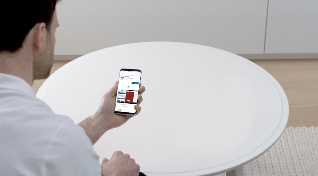 app color sensor sikkens