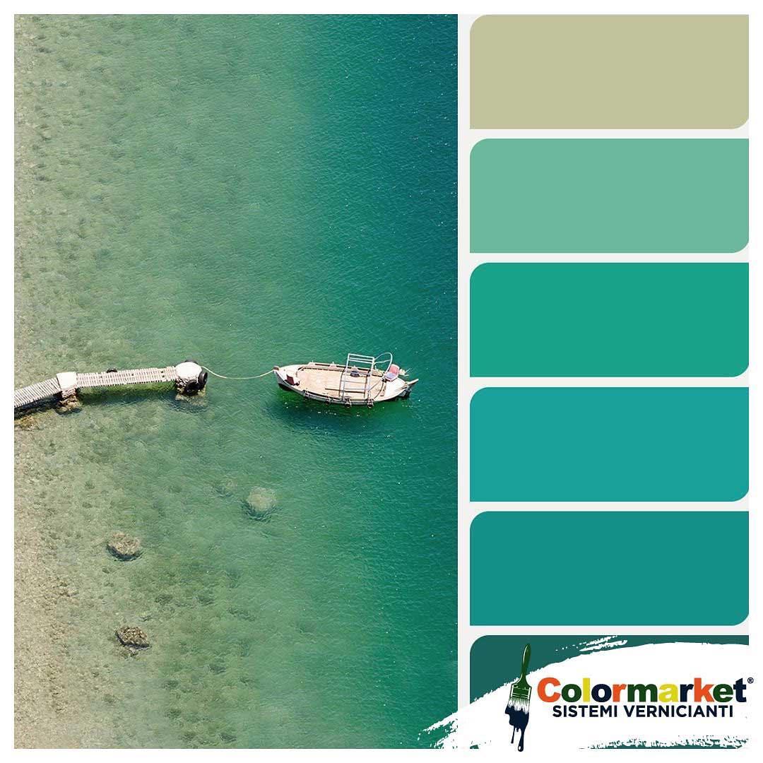 palette vacanze